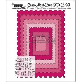 Crealies Crea-Nest-Lies XXL no. 39 CLNestXXL39