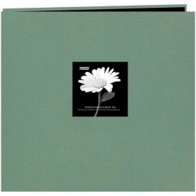 "Pioneer Fabric Frame Post Bound Album 12""X12"""