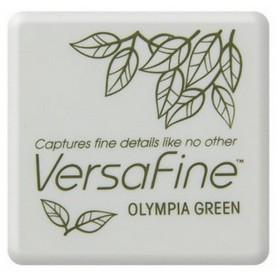 Versafine Stempelkissen klein Olympia green