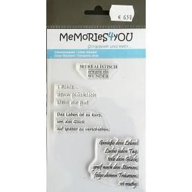 Memories4you Sprüche 001