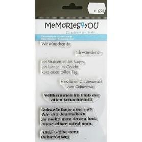 Memories4you Geburtstag 001
