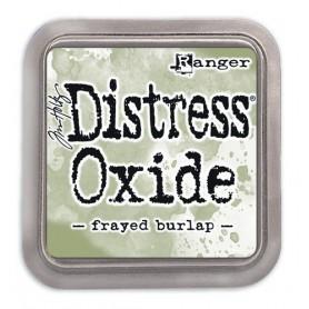 Ranger Distress Oxide - frayed burlap
