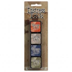 Distress Mini Ink Kit