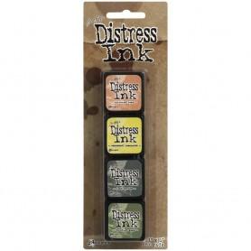 Distress Mini Ink Kit 10