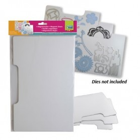 Magnetic sheets 37x23x0,13cm x3