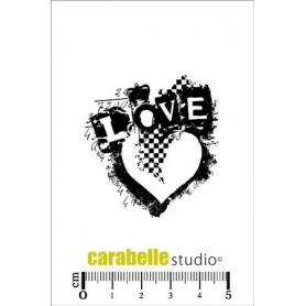 Carabelle Cling Stamp : Love