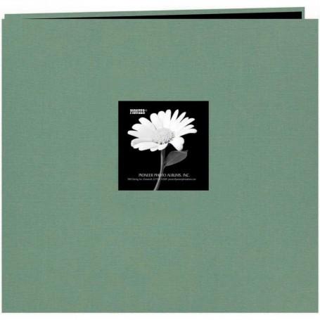"Pioneer Fabric Frame Post Bound Album 12""X12"""