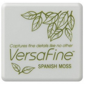 Versafine Stempelkissen klein Spanish moss