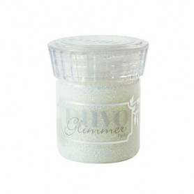Nuvo glimmer paste - moonstone