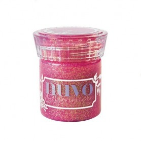 Nuvo glimmer paste - pink opal