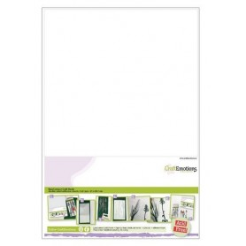 CraftEmotions EasyConnect (Doppelklebeband) Craft sheets A4 - 5 sheets