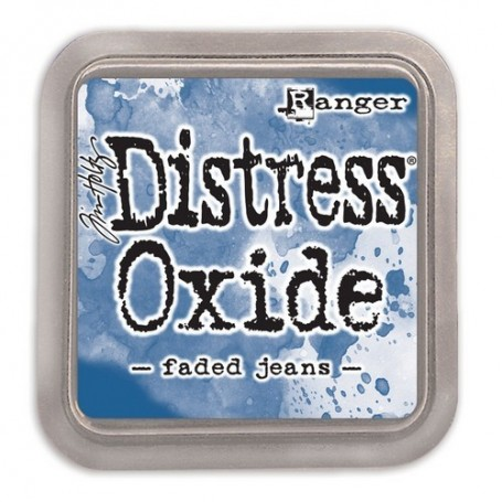 Ranger Distress Oxide - faded jeans