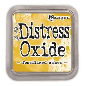 Ranger Distress Oxide - fossilized amber