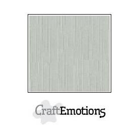 CraftEmotions Leinenkarton 10 Bg Titan 27x13,5cm 250gr