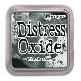 Ranger Distress Oxide - black soot