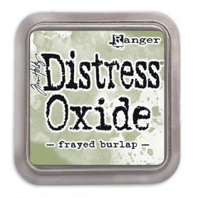 Ranger Distress Oxide - frayed burlap