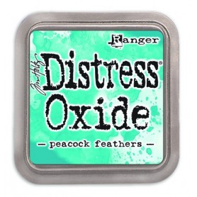 Ranger Distress Oxide - peacock feathers