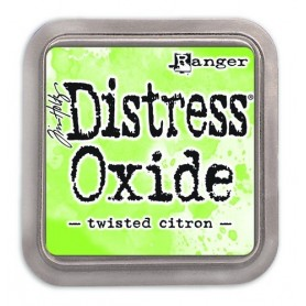 Ranger Distress Oxide - twisted citron