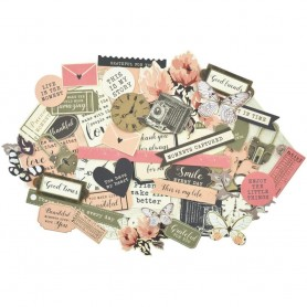 Kaisercraft  Collectables Cardstock Die-Cuts Keepsake