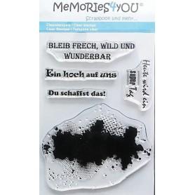 Memories4you Grunge Circles 001