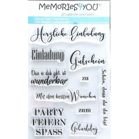 Memories4you Stempel Einladung 001