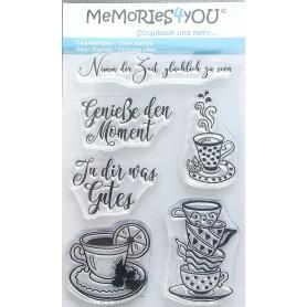 Memories4you Stempel  Auszeit 001
