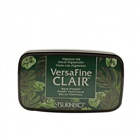 Versafine ink pad Dark Rain Forest