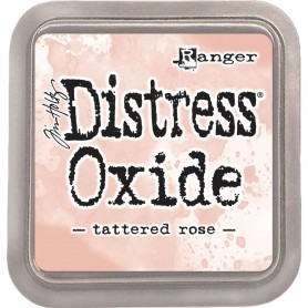 Tim Holtz Distress Oxides Ink Pad Tat Rose
