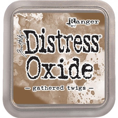 Tim Holtz Distress Oxides Ink Pad Gathered Twigs