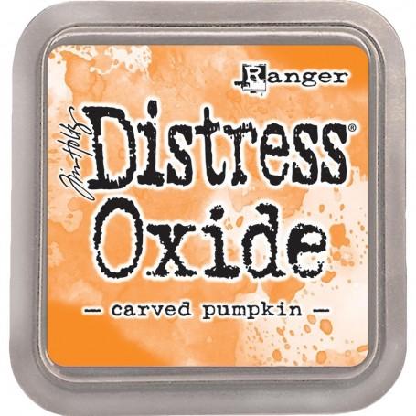 Tim Holtz Distress Oxides Ink Pad Carved Pumpkin