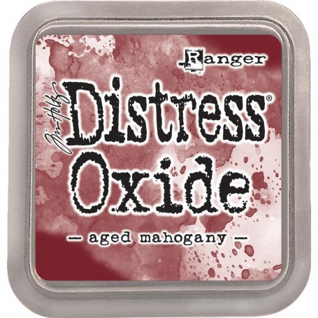 Tim Holtz Distress Oxides Ink Pad Aged Mahogany