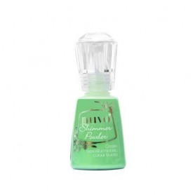 Nuvo Shimmer powder - green parade