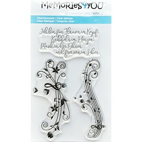 Memories4you Stempel Musik
