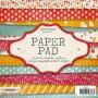 Studio Light Paper pad 36 Bogen 12 designs nr 71  15x15 cm