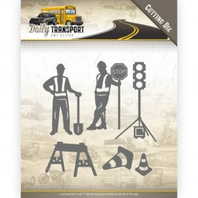 Dies - Amy Design - Daily Transport - Road Construction