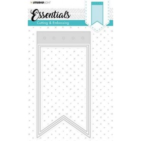 Embossing Die 3D Essentials A6 Nr.96