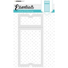Embossing Die 3D Essentials A6 Nr.98
