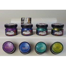 COOSA Crafts Tube Gilding Wax Colors - 4/Pkg 4x20 ML