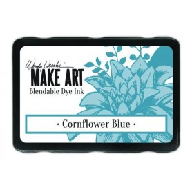 Ranger MAKE ART Dye Ink Pad Cornflower Blue  Wendy Vecchi 5,8x8,3cm