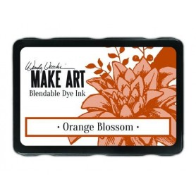 Ranger MAKE ART Dye Ink Pad Orange Blossom  Wendy Vecchi 5,8x8,3cm