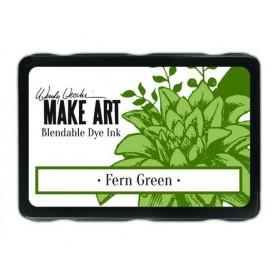 Ranger MAKE ART Dye Ink Pad Fern Green WVD62592 Wendy Vecchi