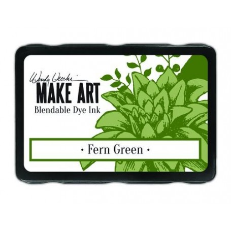 Ranger MAKE ART Dye Ink Pad Fern Green WVD62592 Wendy Vecchi