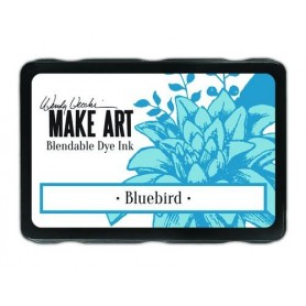 Ranger MAKE ART Dye Ink Pad Bluebird  Wendy Vecchi 5,8x8,3cm