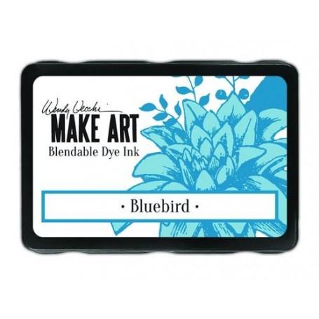 Ranger MAKE ART Dye Ink Pad Bluebird  Wendy Vecchi 5,8x8,3cm