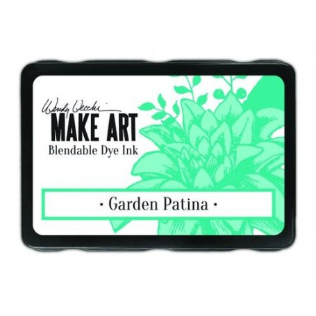 Ranger MAKE ART Dye Ink Pad Garden Patina  Wendy Vecchi 5,8x8,3cm