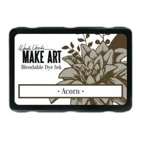 Ranger MAKE ART Dye Ink Pad Acorn  Wendy Vecchi 5,8x8,3cm