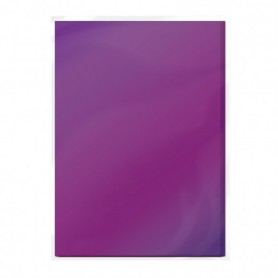 Tonic Studios mirror card - satin - purple mist 5 Bg 9470E