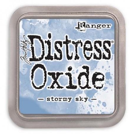 Ranger Distress Oxide - Stormy Sky  Tim Holtz