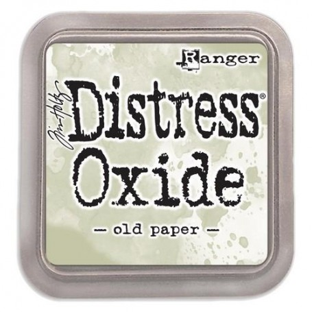 Ranger Distress Oxide - Old Paper  Tim Holtz