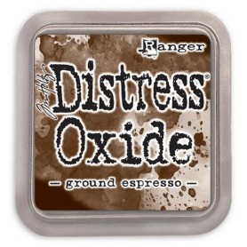 Ranger Distress Oxide - Ground Espresso  Tim Holtz